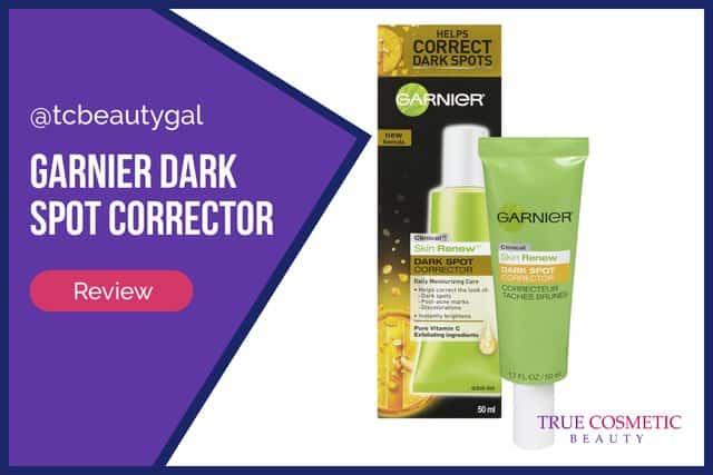 Garnier Dark Spot Corrector Reviews & Information