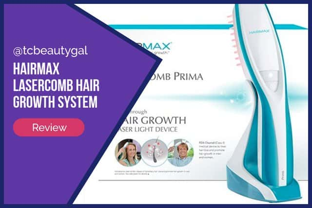 HairMax LaserComb Hair Growth System | Does This Work?