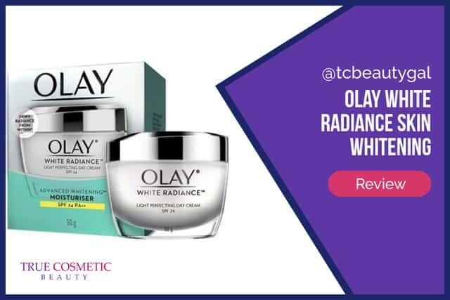 Olay White Radiance Skin Whitening