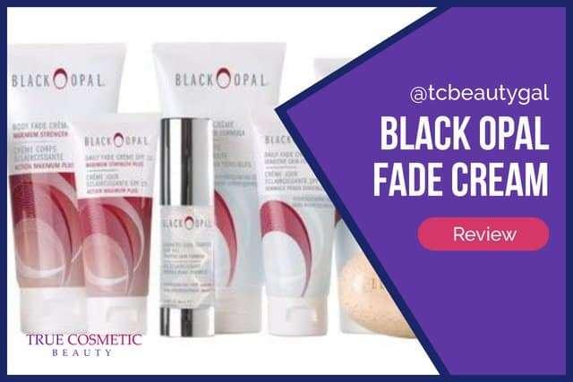 Black Opal Fade Cream | Product Details & Reviews