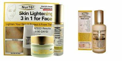 Nur76 Skin Lightener