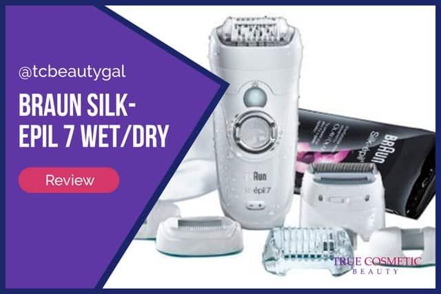 Braun Silk-epil 7 Review: Full Look at This Popular Epilator