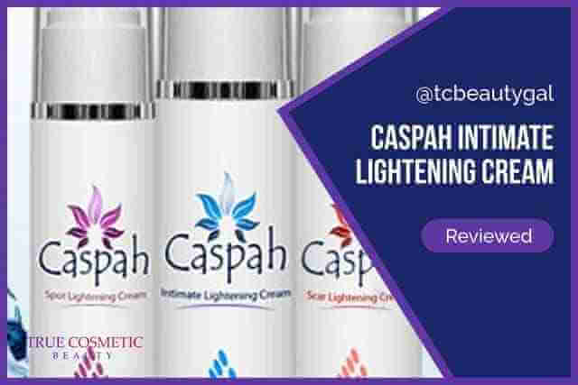 Caspah Intimate Lightening Cream Info & Review