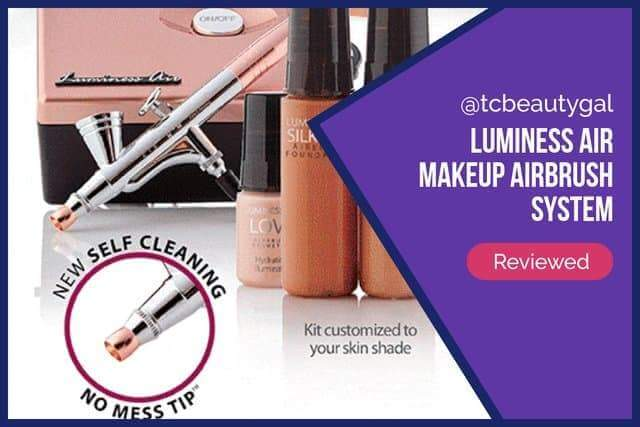 Luminess Air Makeup Airbrush System review