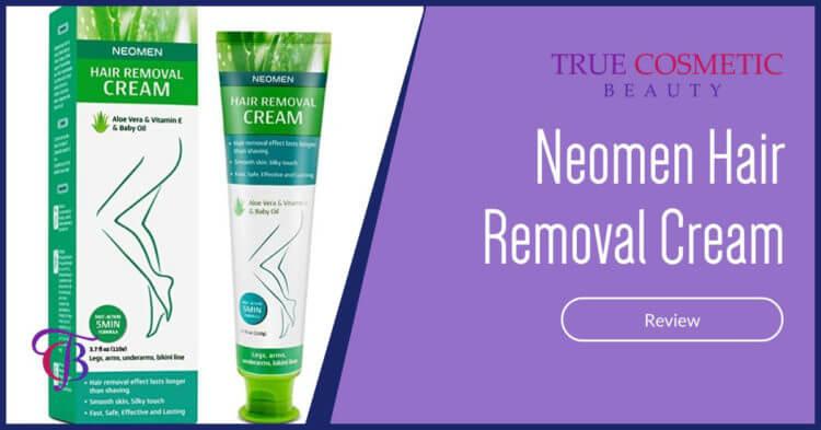 neomen hair removal cream review