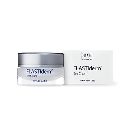 Obagi ELASTIderm Eye Cream, Firming Eye Cream for Fine Lines and Wrinkles, Ophthalmologist Tested, 0.5 oz
