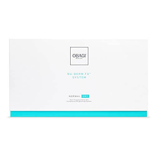 Obagi Medical Nu-Derm System - Normal to Dry Bundle Including: Gentle Clearance, Toner, Clear, Exfoderm, Blend, Hydrate, and Sun Shield, Pack Of 1